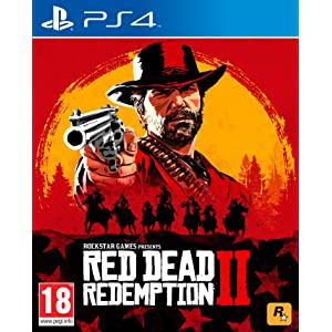 Amazon com: Red Dead Redemption 2 - PlayStation 4: Take 2