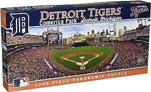 Detroit Tigers 1000pc Panoramic Puzzle