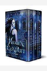 Hidden Conduit: The Complete Series Kindle Edition
