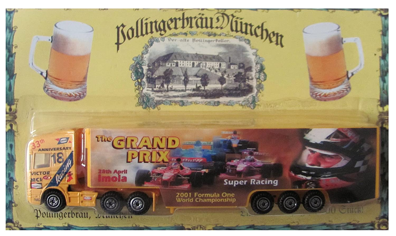 Sattelzug Grand Prix Scania Pollingerbr/äu M/ünchen Nr.01