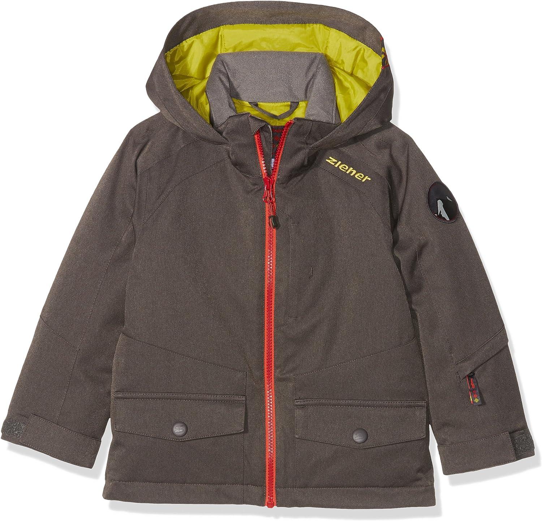 Ziener Apput Jun (Jacket Ski) Chaqueta de esquí, Bebé-Niños