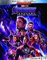 Avengers: Endgame  [Blu-ray + DVD + Digital] (Bilingual)