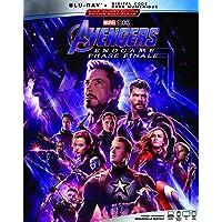 Avengers: Endgame  [Blu-ray + DVD + Digital] (Bilingual) (Sous-titres français)