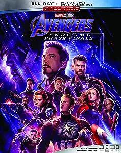 Avengers: Endgame [Blu-ray + Digital] (Bilingual)