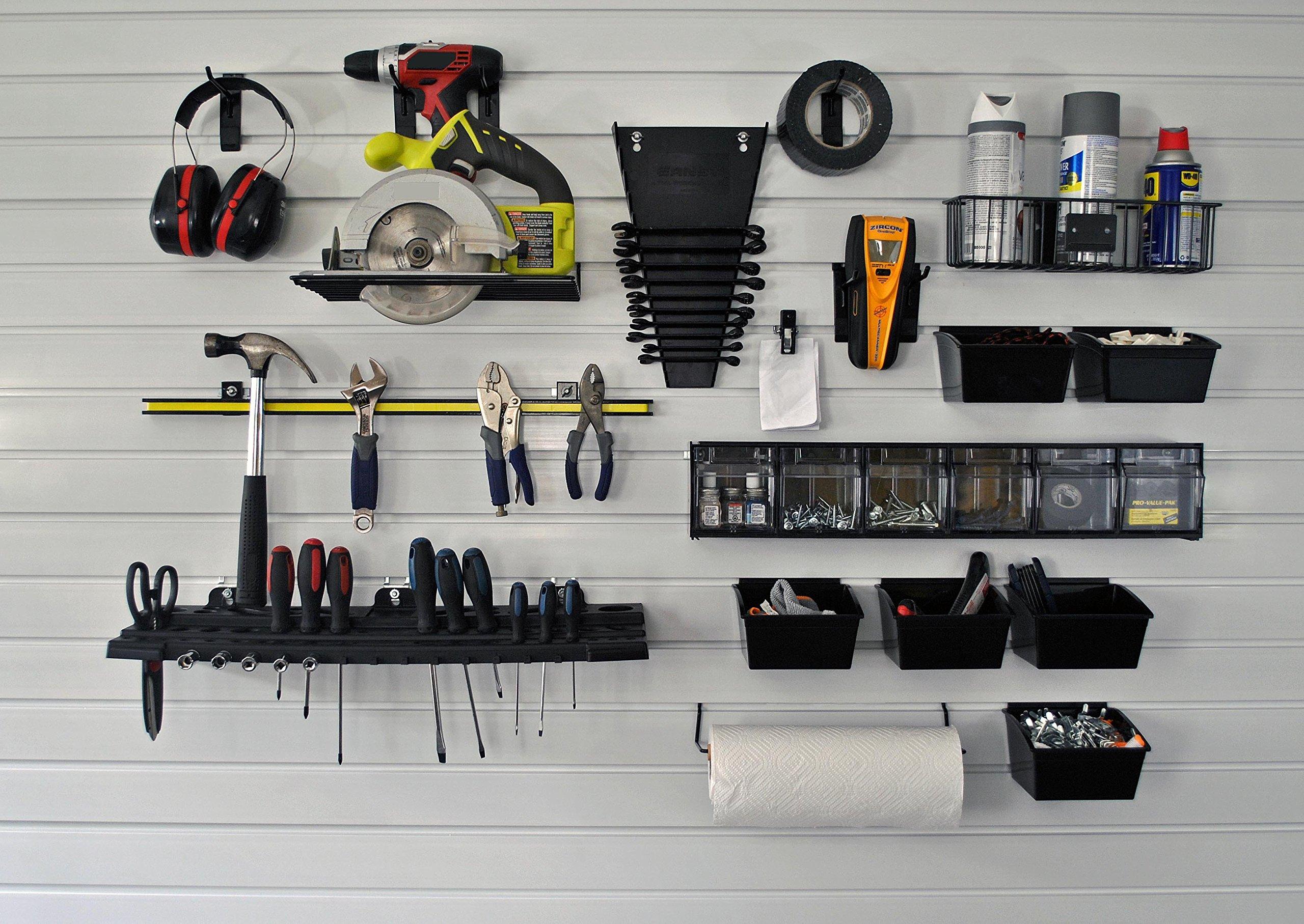 Slatwall Work Center Kit