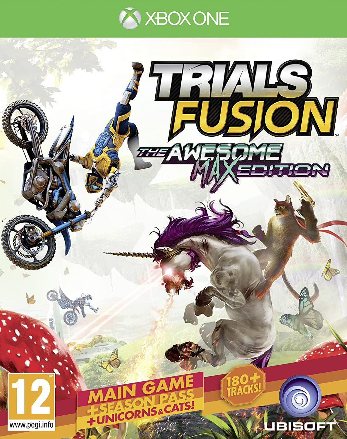 trials fusion awesome max edition ps4 amazon co uk pc video games Creating Software