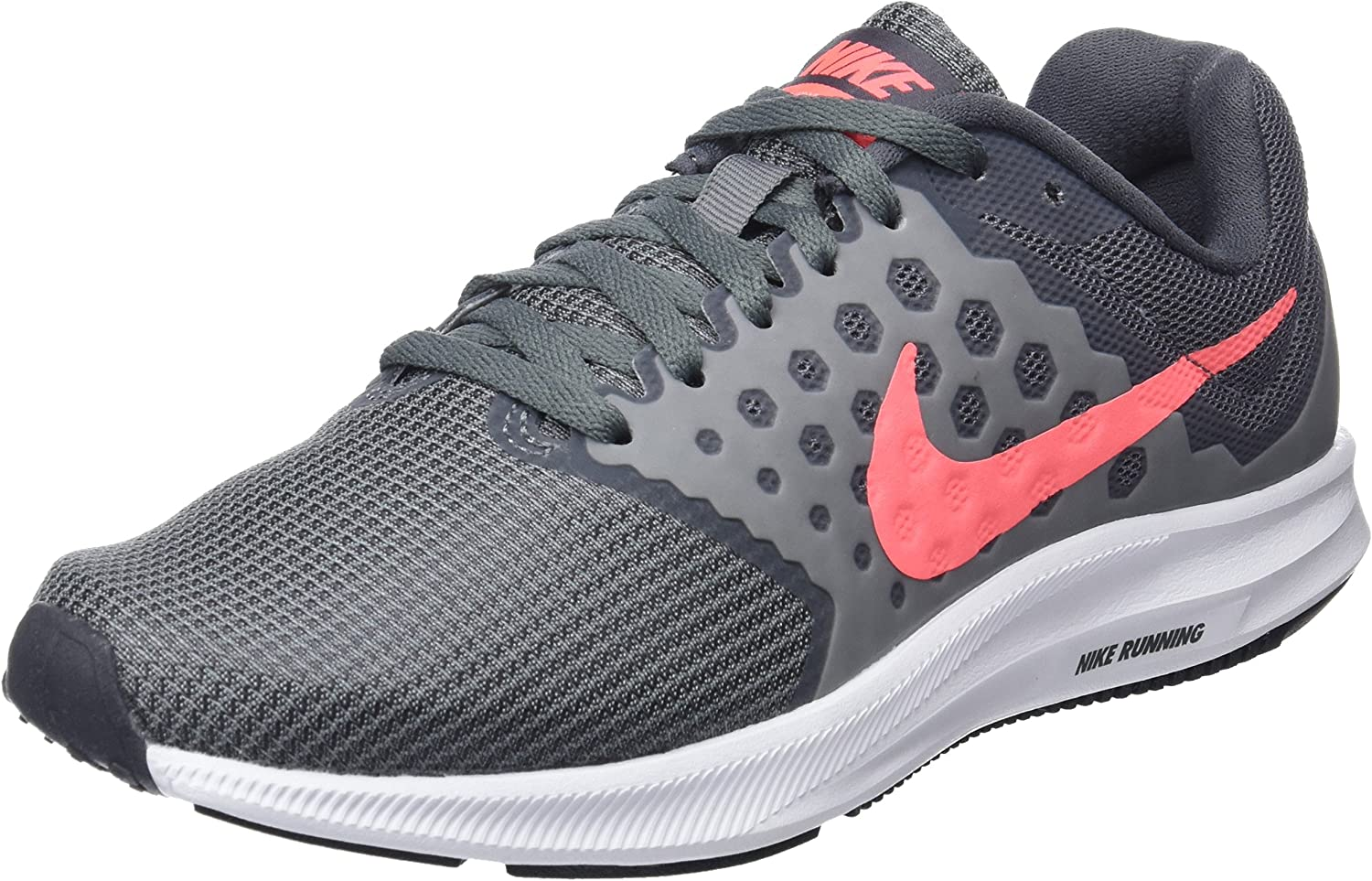 Nike Wmns Downshifter 7 Wide, Zapatillas para Mujer, Gris (Cool ...