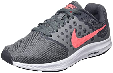 c321b152453 Nike Women s s WMNS Downshifter 7 Wide Low-Top Sneakers  Amazon.co ...