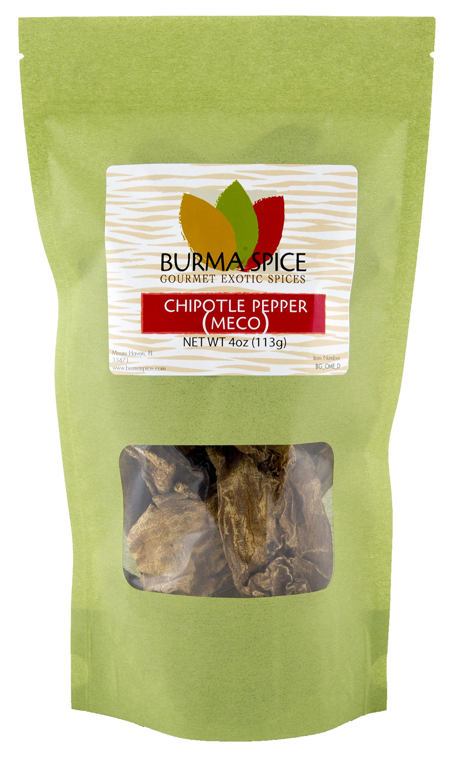 Dried Meco Chipotle Pepper (4oz.)