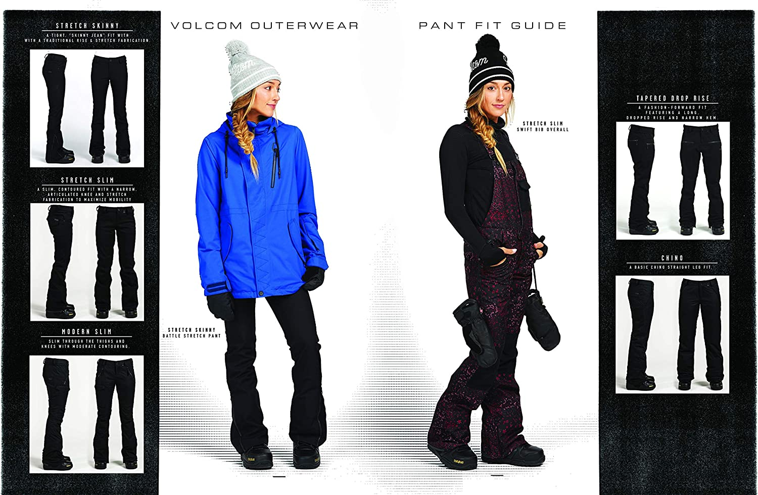 Volcom Womens Winrose Insulated Snow Jacket Insulated Jacket