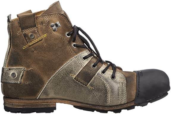 INDUSTRIAL M Y15012, Chaussures montantes homme - Marron (beige), 41 EUYellow Cab