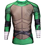 Newaza Apparel Turtleguard Ranked Rashguard
