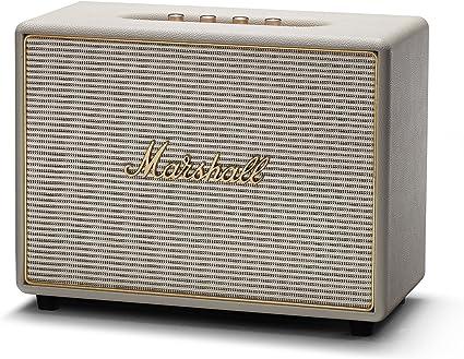Marshall Woburn Altavoz Multi-Room Wi-Fi y Bluetooth - Crema (UK ...