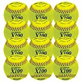 MacGregor NFHS Fast Pitch Softball, 12-inch