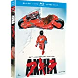Akira (25th Anniversary Edition) [Blu-ray + DVD]