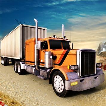 Amazon Com 18 Wheeler Big Truck Simulator 2018 Truck Driver