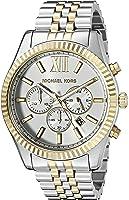 Michael Kors Men's Two Tone Lexington Watch