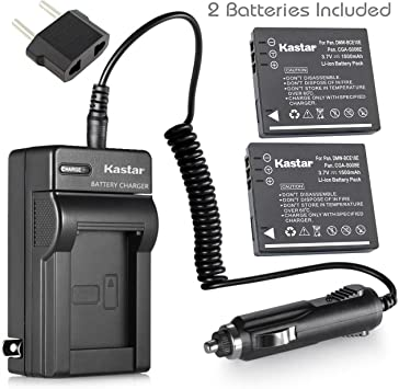 MICRO USB CARGADOR para Panasonic Lumix DMC-FX55 DMC-FS3