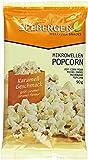 Seeberger Mikrowellen-Popcorn Karamell-Geschmack, 90 g Packung