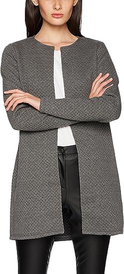 TALLA XS. Vila Vinaja New Long Jacket-Noos Chaqueta Punto para Mujer