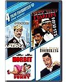4 Film Favorites: Eddie Murphy (Coming To America, Harlem Nights, Boomerang, Norbit)