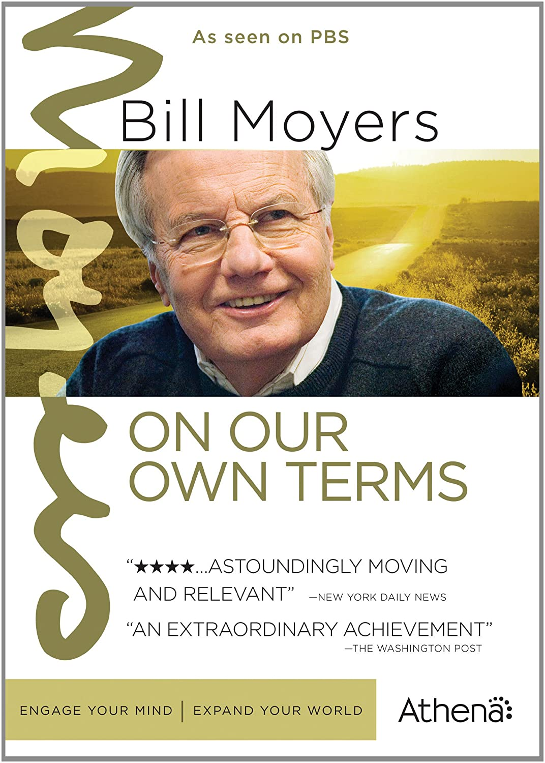 Amazon.com: BILL MOYERS: ON OUR OWN TERMS: Bill Moyers: On Our Own Terms: Movies & TV