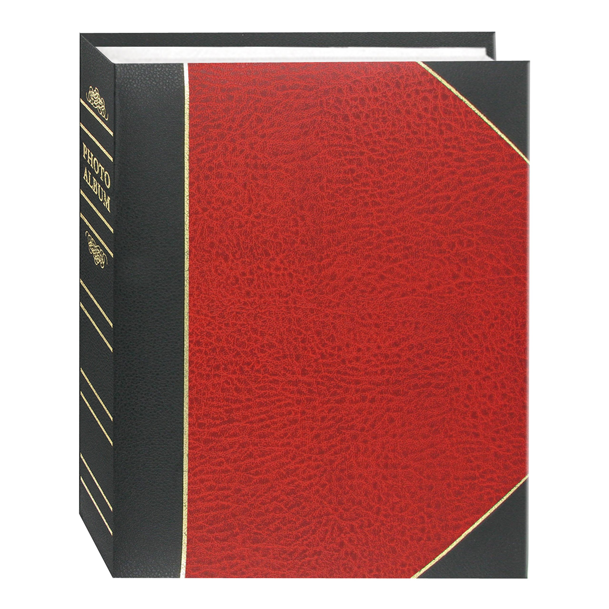 Pioneer Ledger Le Memo Album, Red