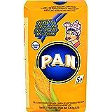 Harina P.A.N. Corn Meal, Yellow, 5 Pound (Tamaño: 80-Ounce)