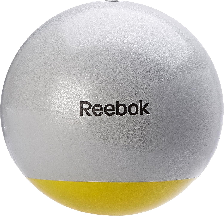 Reebok RSB-10017 - Pelota de Gimnasia, Color Gris, 75cm: Amazon.es ...
