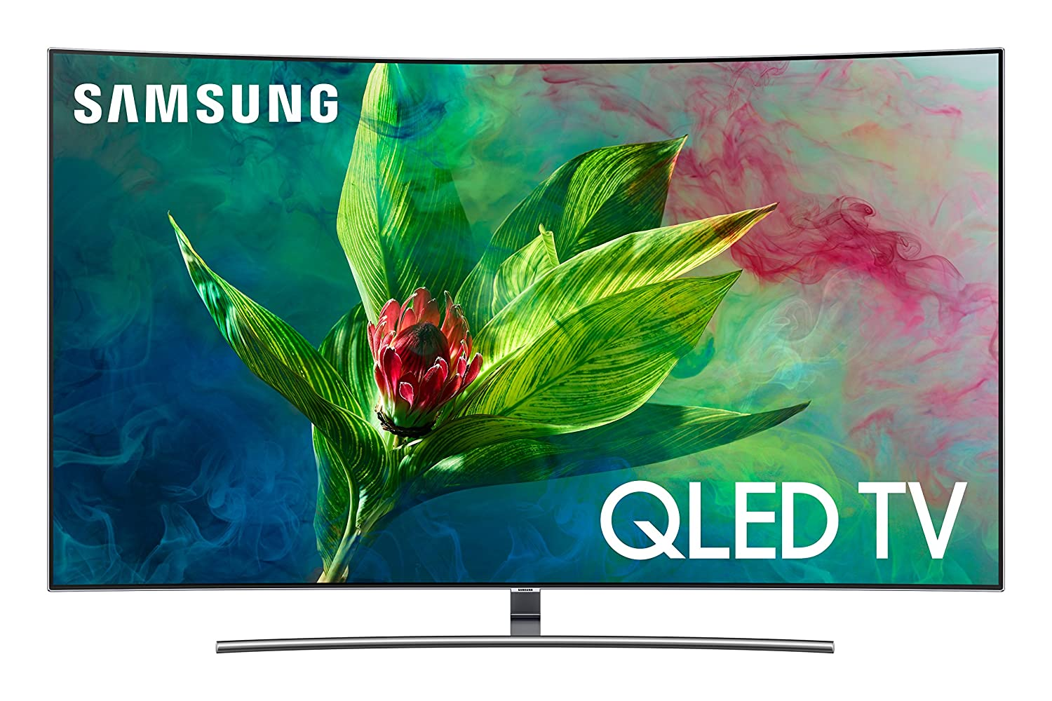 "Samsung QN55Q7CN Curved 55"" Curved TV Black Friday Deal 2020"