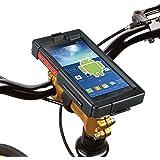TiGRA Sport スマートフォン 自転車 バイク ホルダー ケース マウント BikeConsole SMART 【全スマホ対応の汎用タイプ】