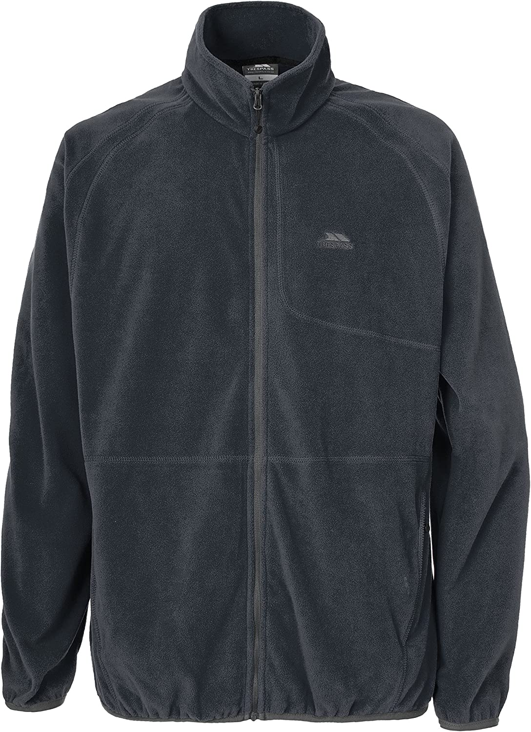 Trespass Mens Gladstone Microfleece Jacket