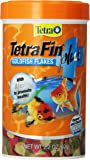 Tetra TetraFin PLUS Goldfish Flakes with Algae Cleaner Water Formula