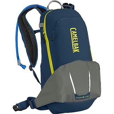 CamelBak Unisex para adultos M.U.L.E. LR 15 - Mochila de hidratación, color azul marino y gris