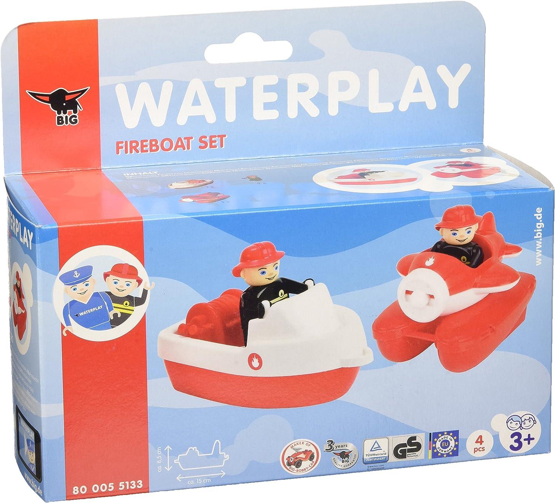 Waterplay Fun Boat Coffret Big Jeu De Plage 800055108