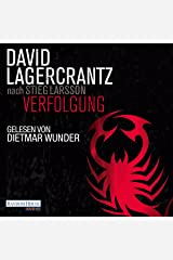 Verfolgung: Millennium 5 Audible Audiobook