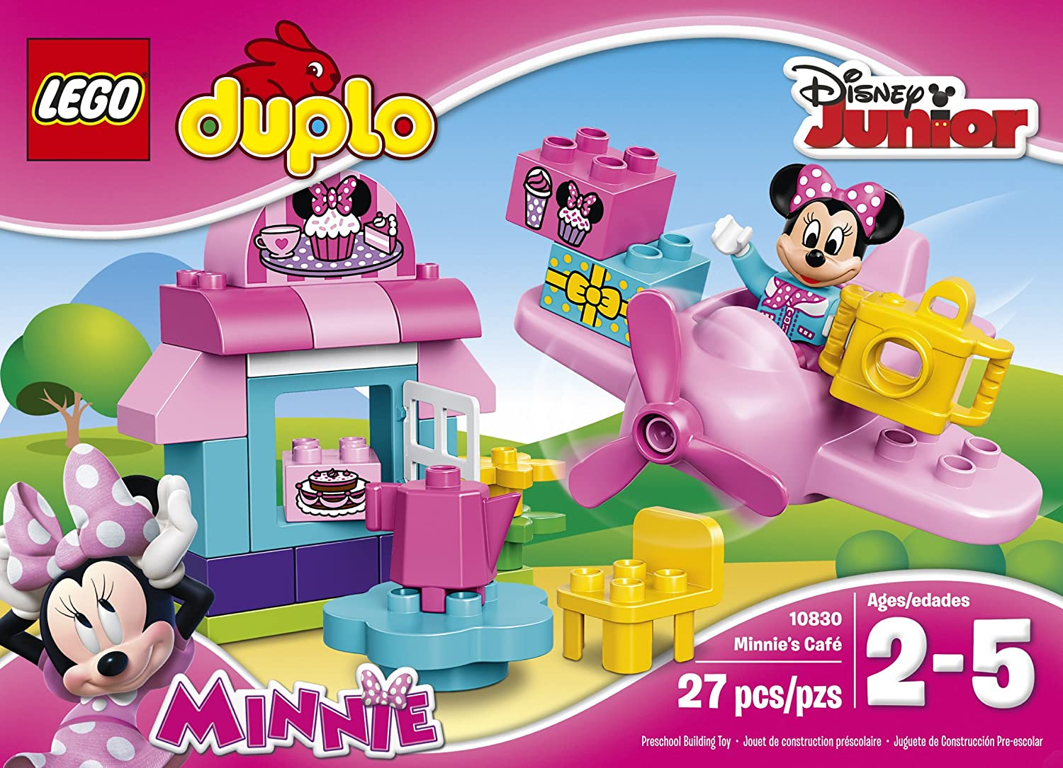 LEGO DUPLO Disney Mickey Mouse Clubhouse Minnie's Cafe'
