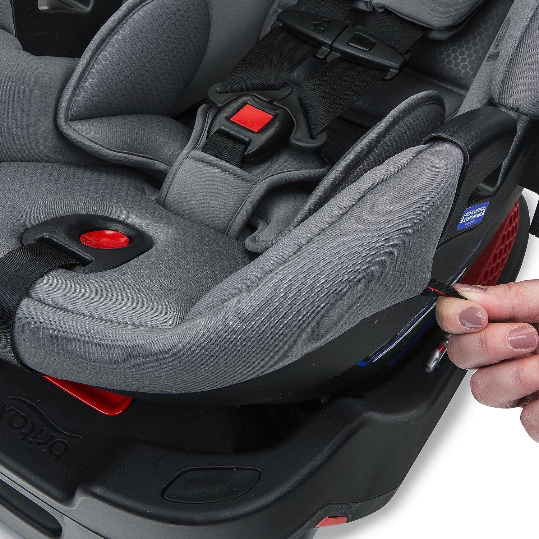 Britax B Safe Ultra Cool Flow Infant Car Seat Grey USA E1C009S