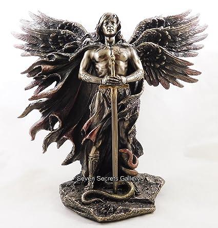 Archangel Metatron Statue Angel of Life Figure Guardian Angel Metradon  Figurine | 1687