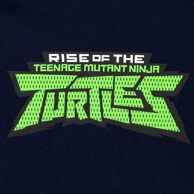 Teenage Mutant Ninja Turtles Camiseta de Manga Larga para niños Las Tortugas Ninja
