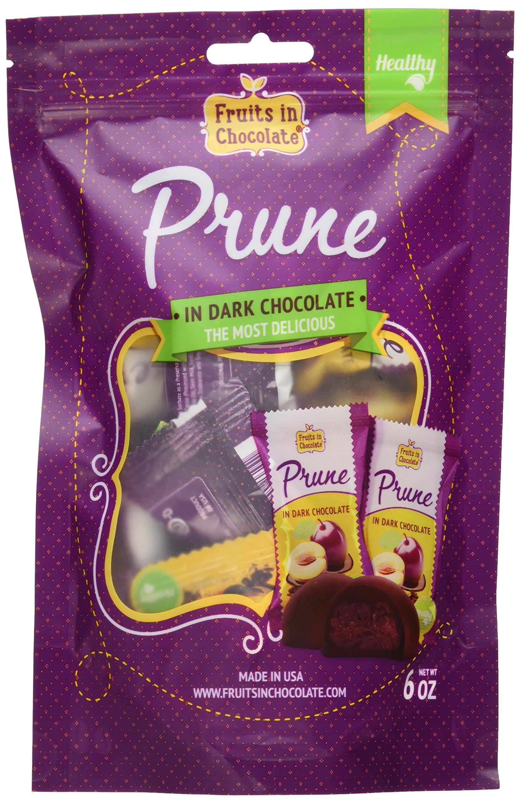 Sunsweet Ones Individually Wrapped Dried Prunes Value Pack
