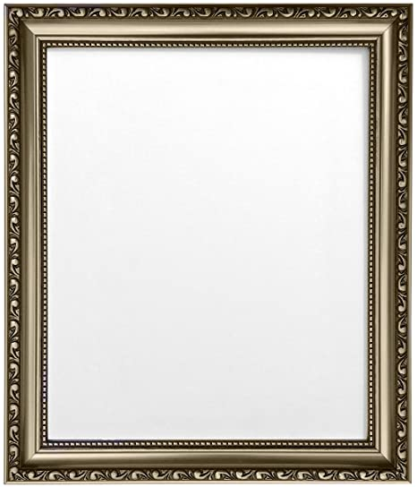 FRAMES BY POST Shabby Chic Picture Frame - 30 x 20 Inches, Gunmetal ...