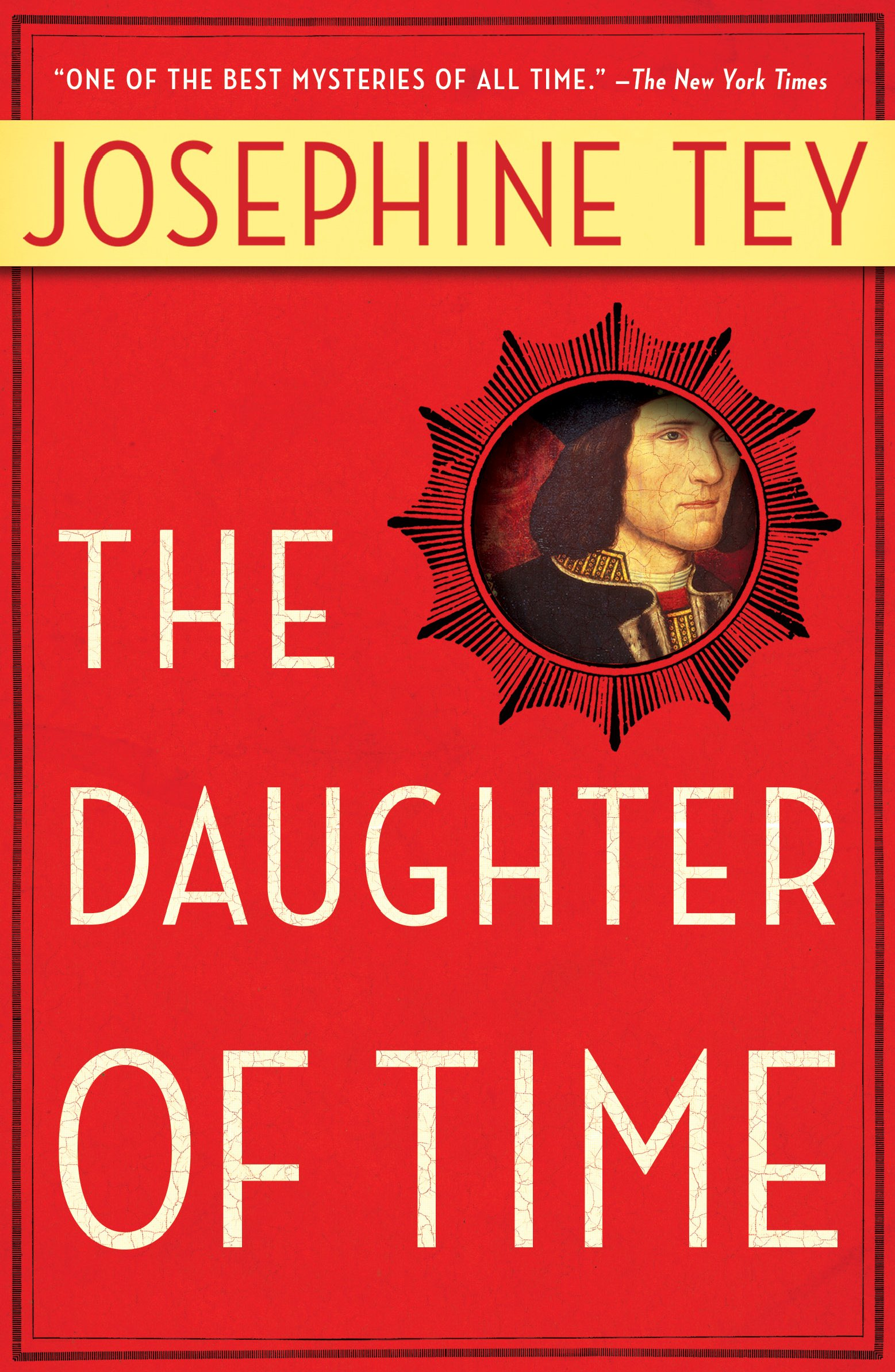 The Daughter of Time, Book Cover May Vary