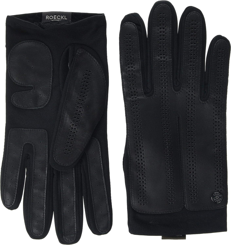 Roeckl Herren Sporty Casual Conductive Handschuhe