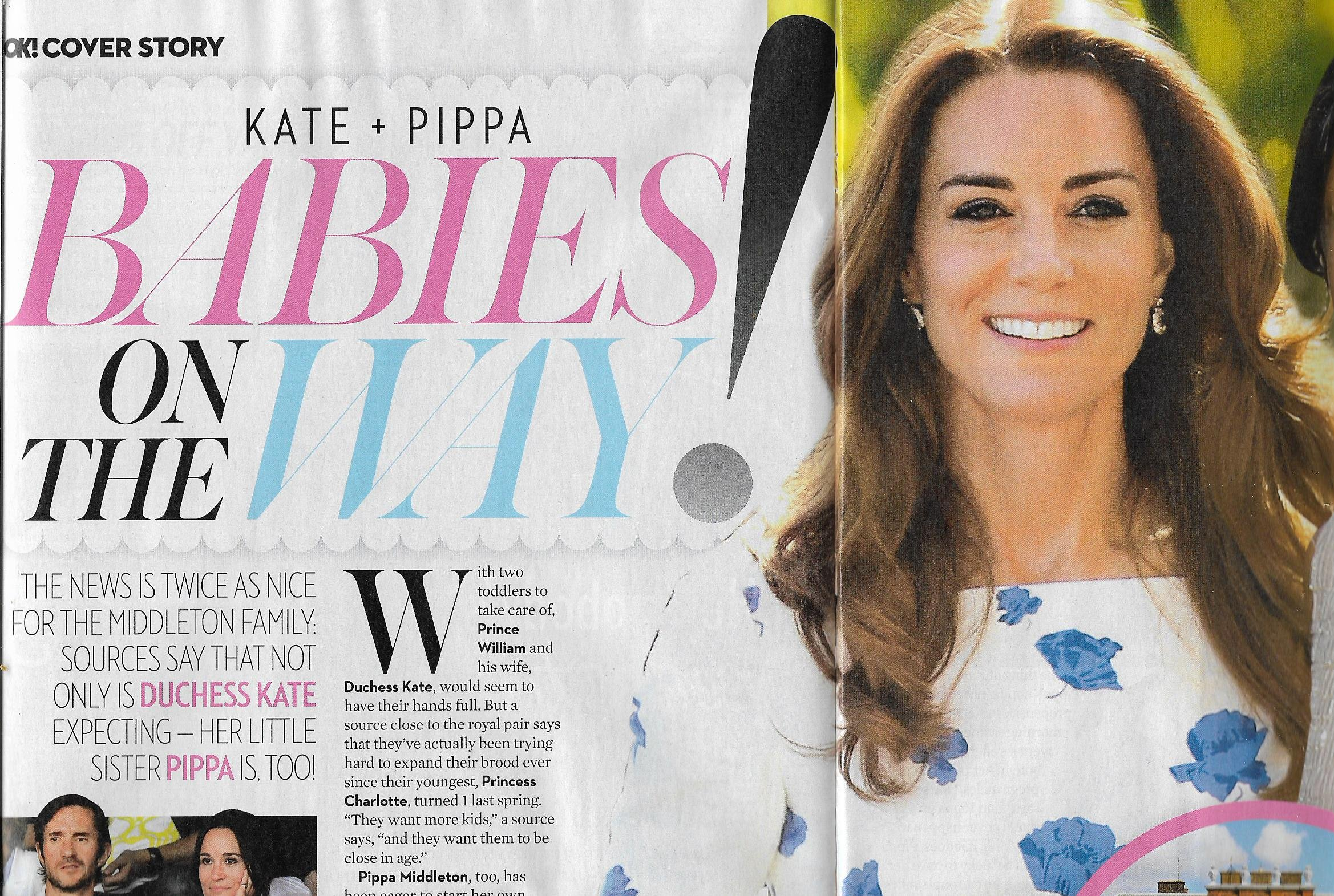 Princess Kate & Pippa Middleton l Summer's Sexiest Beach Bodies l