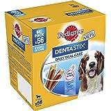 Pedigree Dentastix Daily Oral Care Medium Dog 10-25k g, 56 Sticks, 1.44kg