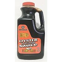 Kikkoman Oyster Flavored Sauce Red Label, 5 Pound