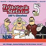 NDR 2 - Frühstück bei Stefanie 5 - 100 % Gänsehaut (3 CD-Set !)