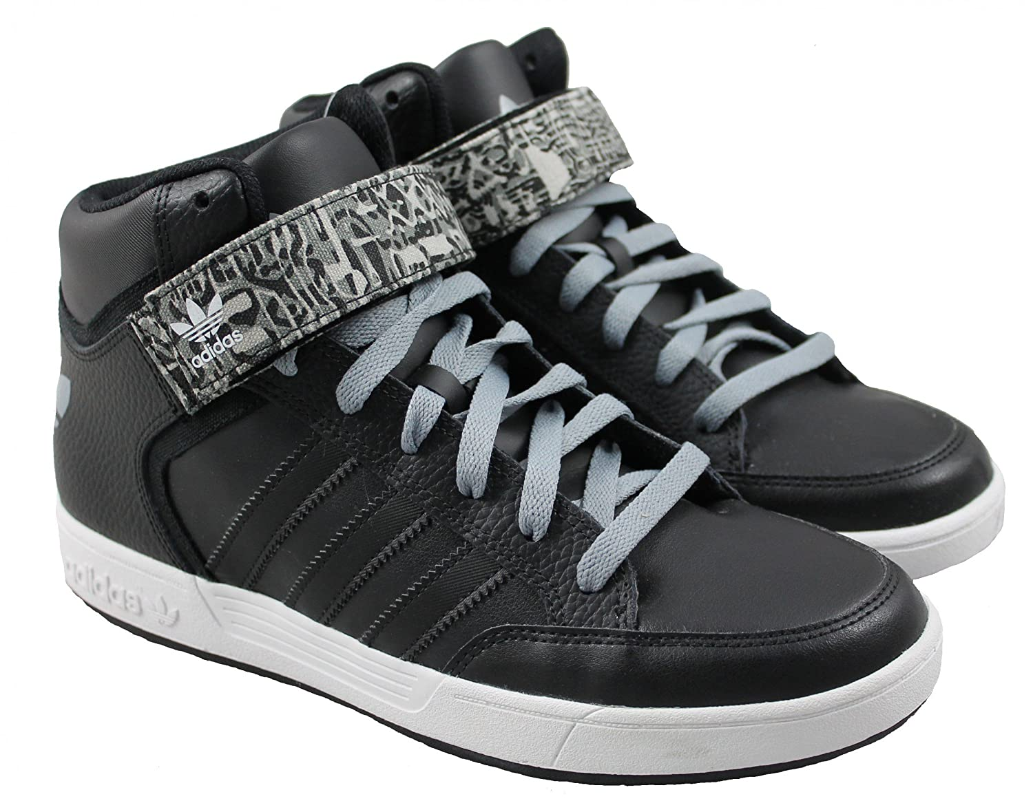 Adidas VARIAL MID M Men G98139 BLACK1/MIDGRE/TECGRE -11: Amazon.in: Shoes &  Handbags