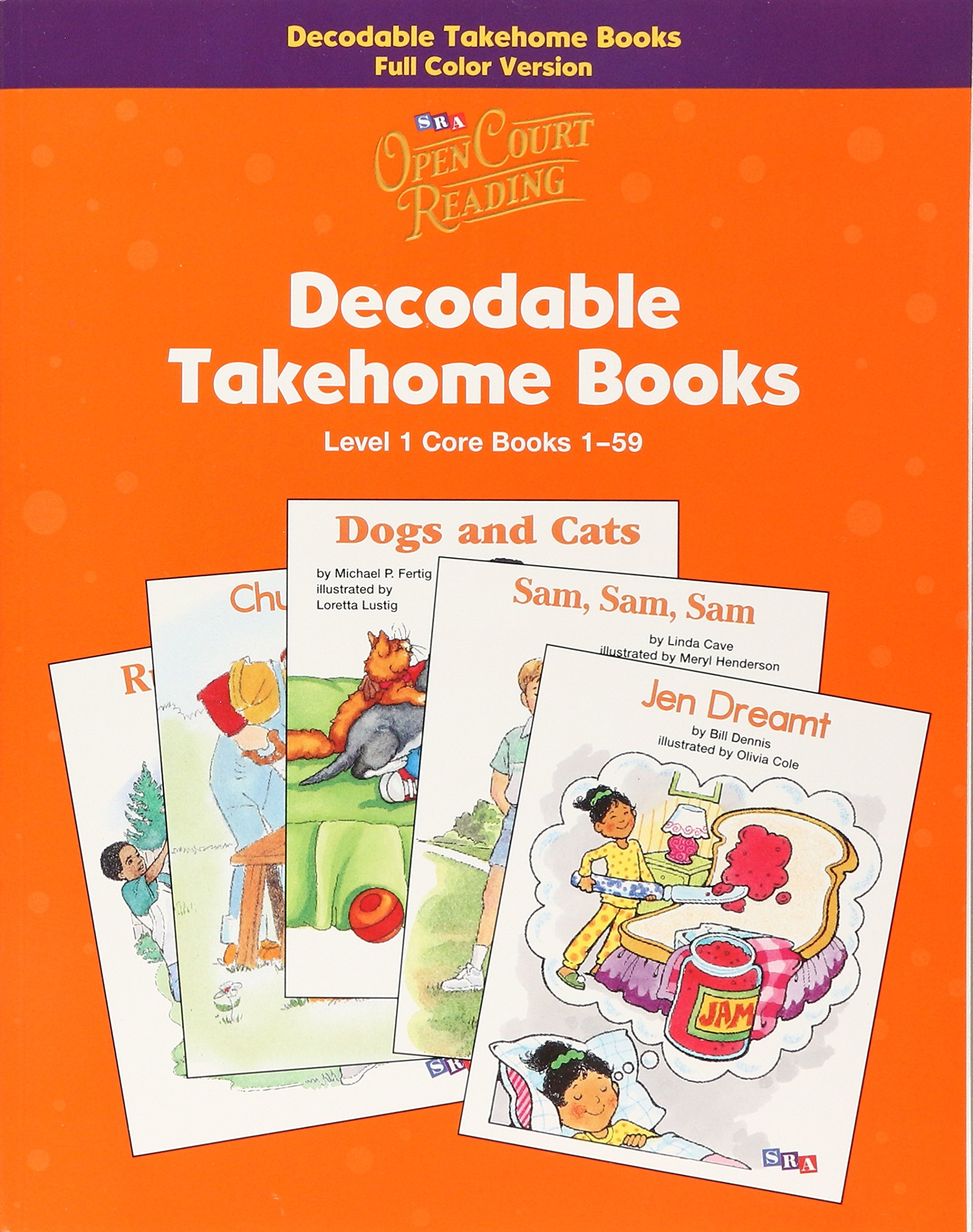 image about Printable Decodable Books for First Grade called Open up Courtroom Decodable Publications Get House: WrightGroup/McGraw